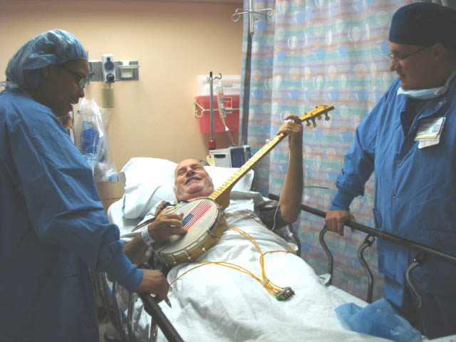 Neuroscience Cases: The Musical Brain Surgery