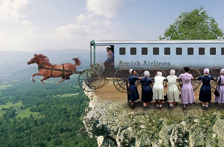 amish paradise: the use of gm crops by the amish | b good
