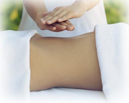 Reiki is practiced in an NHS breast cancerward